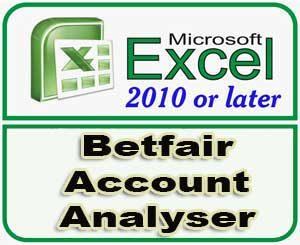 Betfair Account Analyser