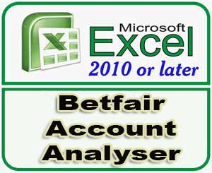Betfair Account Analyser